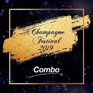 Hong Kong Champagne Festival 2019 - Combo