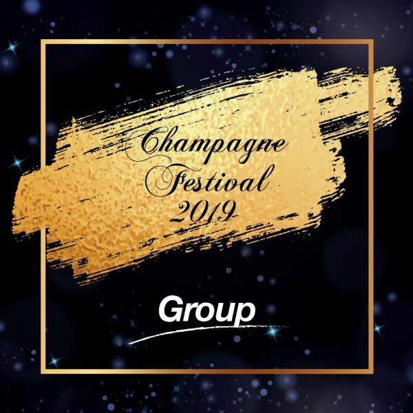Hong Kong Champagne Festival 2019 - Group
