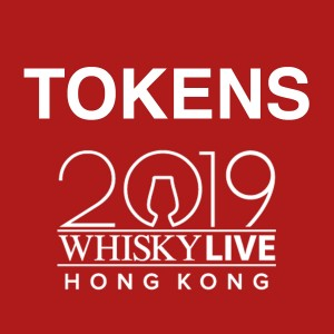 Whisky Live HK 2019 Tokens Package: Buy 9 Get 1 Free
