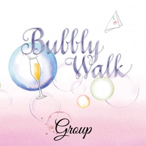 Bubbly Walk 2020– Group Ticket (15/2)