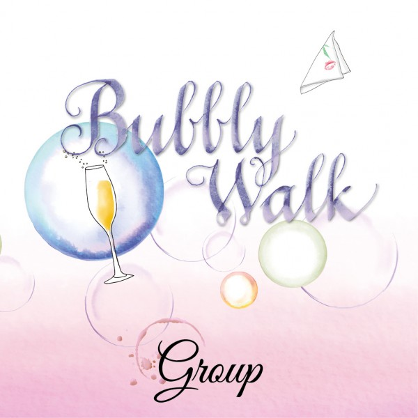 Bubbly Walk 2020– Group Ticket (16/2)