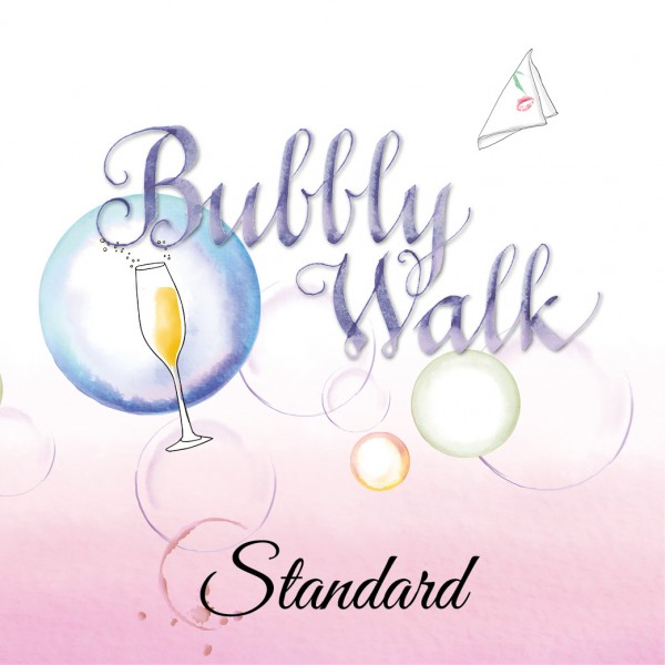 Bubbly Walk 2020– Standard Ticket (15/2)