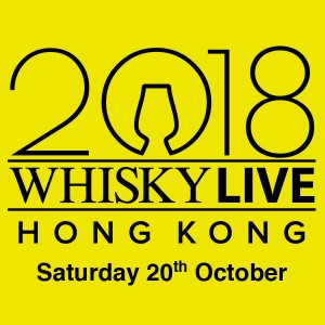 Whisky Live HK 2018 Evening Group Ticket (5 or above)