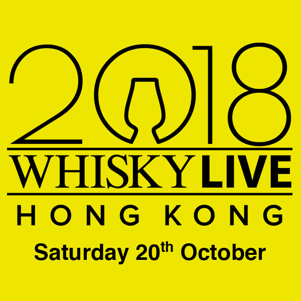 Whisky Live HK 2018 Evening Ticket